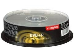 IMATION DVD+R 4,7Gb 16X Pack-25 (lpi incluido 11 )
