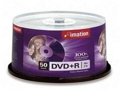 IMATION DVD+R 4,7Gb 16X Pack-50 (lpi incluido 22)