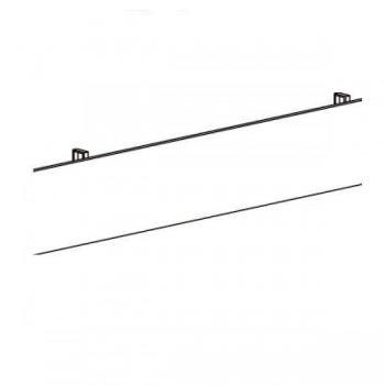 Faldón laminado para mesa serie Nova de 120cm color roble 111x30cm.