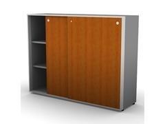 Armario puertas correderas  estantes melamina 172x50X131cm