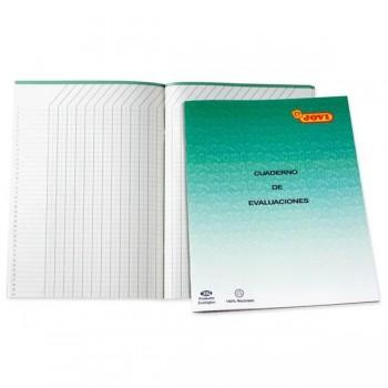 F7I Cuaderno notas de evaluaciones