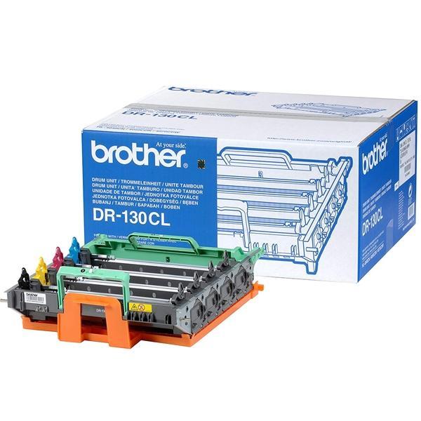BROTHER Tambor laser DR-130CL negro original (17k)