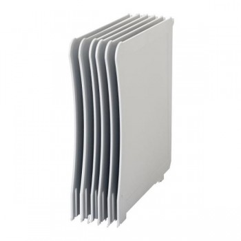 Pack 5 separadores para referencia 6500 color gris
