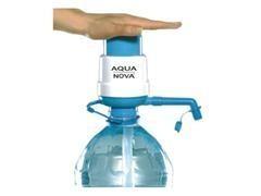 Dispensador manual aqua nova compatible con garrafas de 3,5 8 y 10l