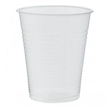 Pack 100 vasos blancos 220cc