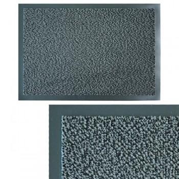 Felpudo de exterior 60x90cm color gris