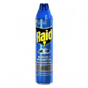 Raid Insecticida Raid spray moscas y mosquitos 600 ml