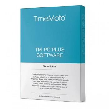 Safescan Software TimeMoto plus para PC. Caja retail