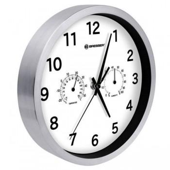 Pilalip Reloj de oficina Pilalip Bresser blanco