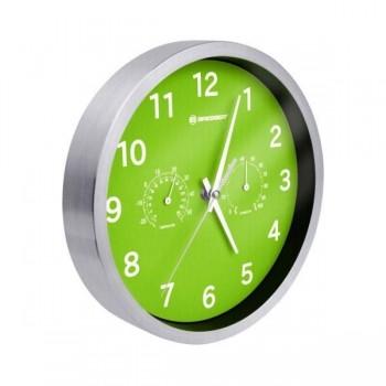 Pilalip Reloj de oficina Pilalip Bresser verde