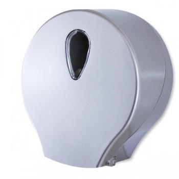 Portarollos papel higiénico industrial abs blanco