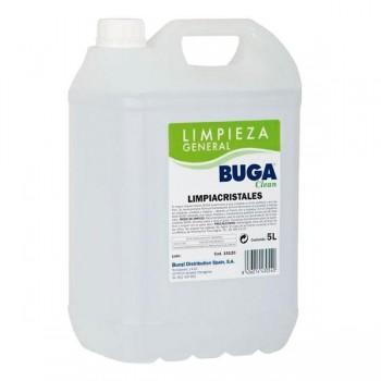 Garrafa limpiacristales especial Buga 5l