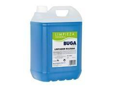 Garrafa limpiador multiuso perfumado buga 5l