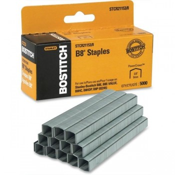 "BOSTITCH Grapas STCR 2115 1/4""-6mm (5k)"