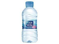 Pack 35 ud agua mineral font vella 330 ml