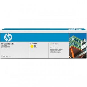 HP Toner laser CB382A original (21k) AMARILLO
