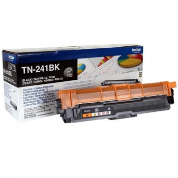 BROTHER Toner laser TN-241BK original (2,5k) NEGRO